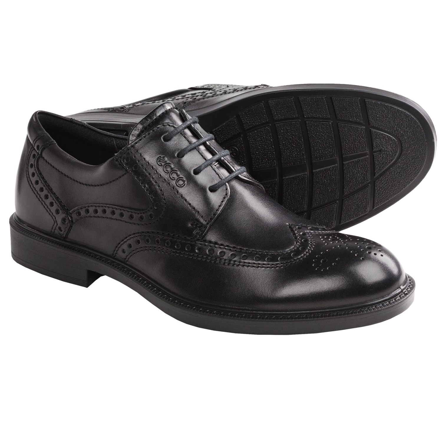 ECCO Atlanta Wingtip Oxford Shoes (For Men) - Save 47%