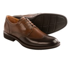 ECCO Biarritz Lace-Up Shoes (For Men) in Walnut - Closeouts