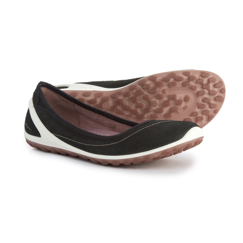 3d27fe40c5736 ECCO BIOM® Lite Athletic Ballet Flats - Leather (For Women)