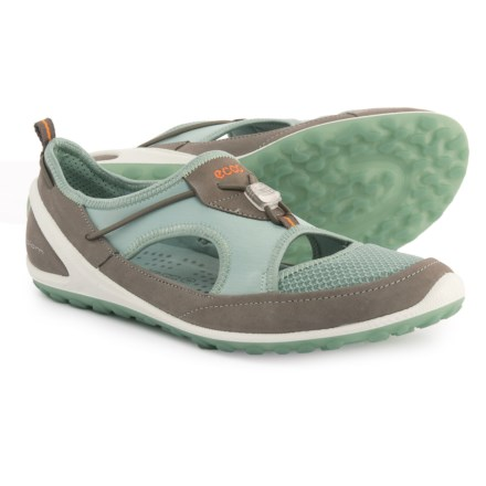 a3b263c48c5e ECCO Biom Lite Sport Sandals - Slip-Ons (For Women) in Warm Grey