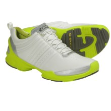ECCO Biom Trainer Cross Training Shoes (For Men) in White/Lime Green - Closeouts