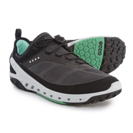 ECCO BIOM Venture Gore-Tex® Surround Sneakers - Waterproof (For Women) in Dark Shadow
