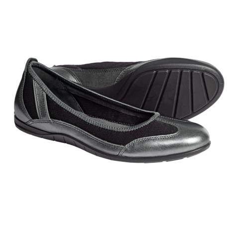 ECCO Bluma Summer Ballet Flats For Women