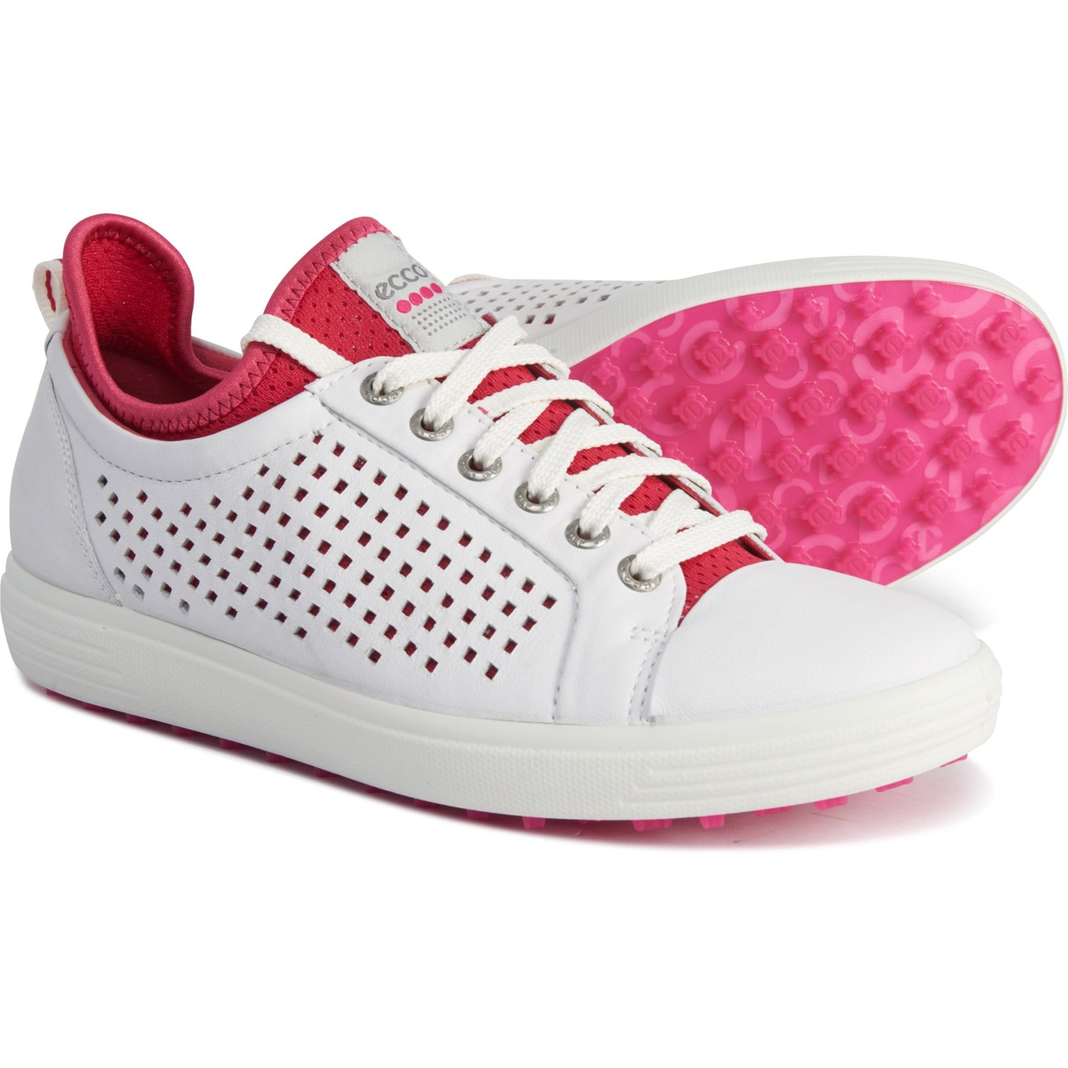 6b4a09ae ECCO Casual Hybrid Golf Shoes (For Women) - Save 44%