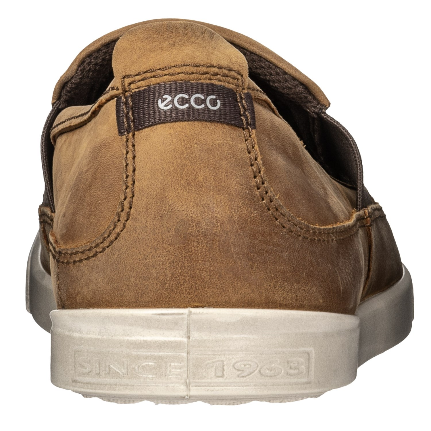 bd8723a97f8 ECCO Collin Leather Shoes - Slip-Ons (For Men)