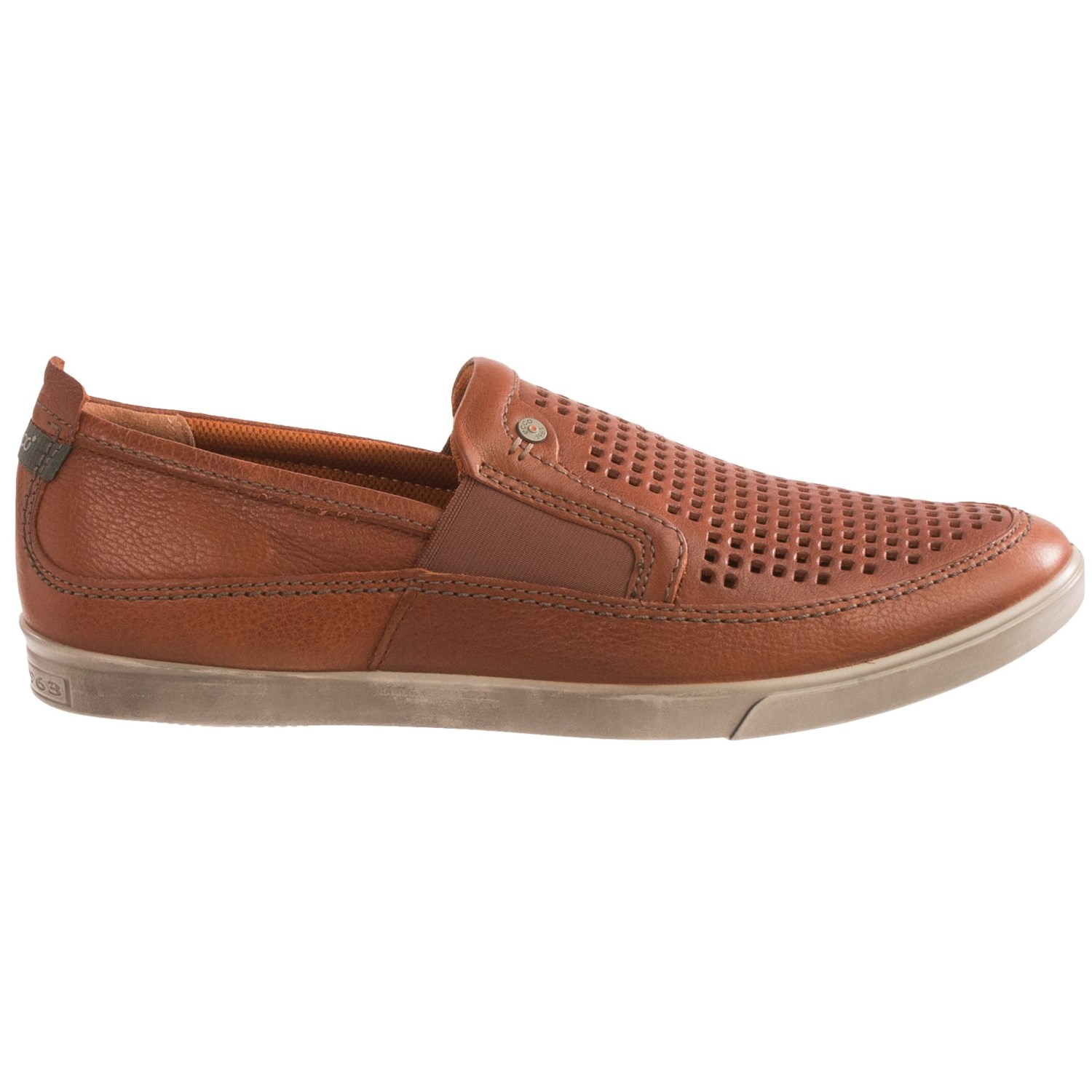 Ecco Shoes Slip On Loafers
