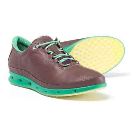 ECCO Cool Exhale Gore-Tex® Sneakers - Waterproof (For Women) in Dusty Purple/Granite Green - Closeouts