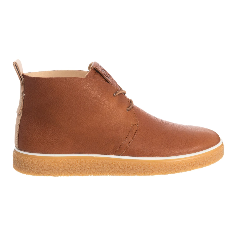 31b2246e0e4 ECCO Crepe Tray Chukka Boots - Leather (For Men)