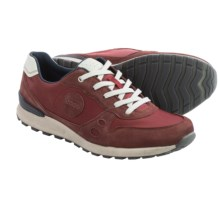 ECCO CS14 Retro Sneakers (For Men) in Port/Brick - Closeouts