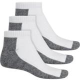 ECCO Cushion Sport Socks - 3-Pack, Ankle (For Men)