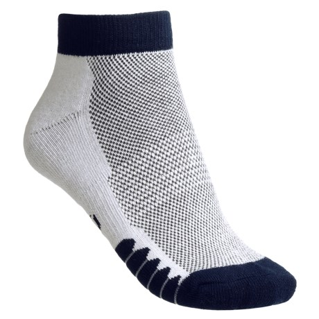 ECCO Cushioned Anklet Golf Socks - Pima Cotton (For Women)