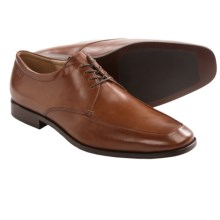 ECCO Dacono Leather Shoes (For Men) in Walnut - Closeouts