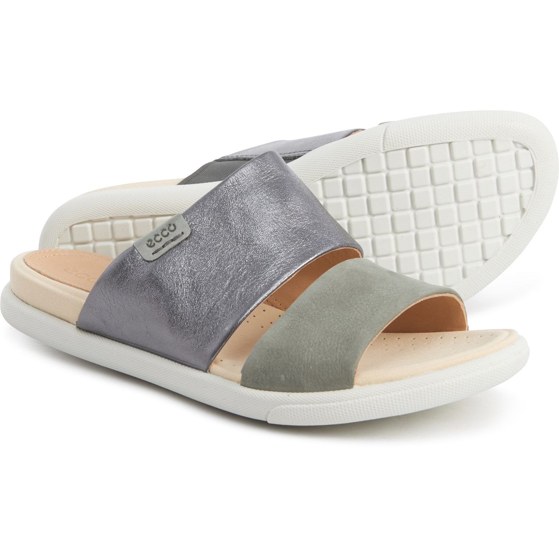 ECCO Damara Slide Sandals (For Women