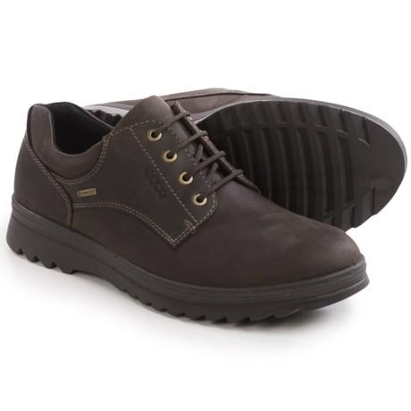 ECCO Darren Plain Toe Gore Tex(R) Shoes Waterproof, Leather (For Men)