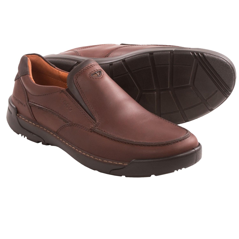Ecco Dason Shoes Slip Ons