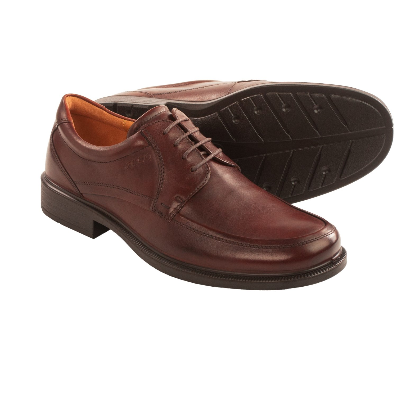 Ecco dublin apron toe oxford shoes for men save 23