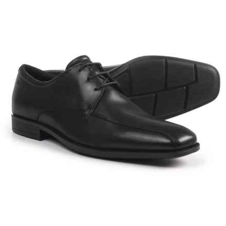 ECCO Edinburgh Bike Toe Shoes (For Men) in Black - Closeouts