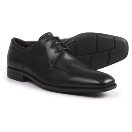 ECCO Edinburgh Bike Toe Shoes (For Men) in Black