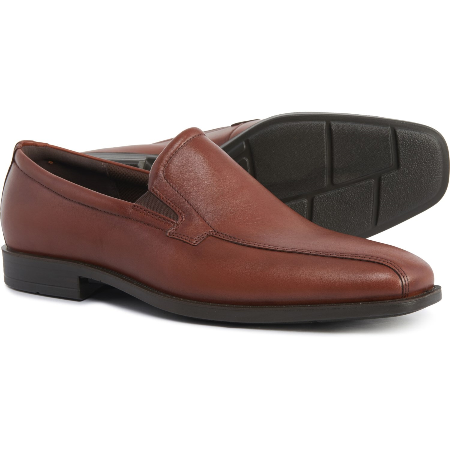 ECCO Edinburgh Loafers (For Men) - Save 47%