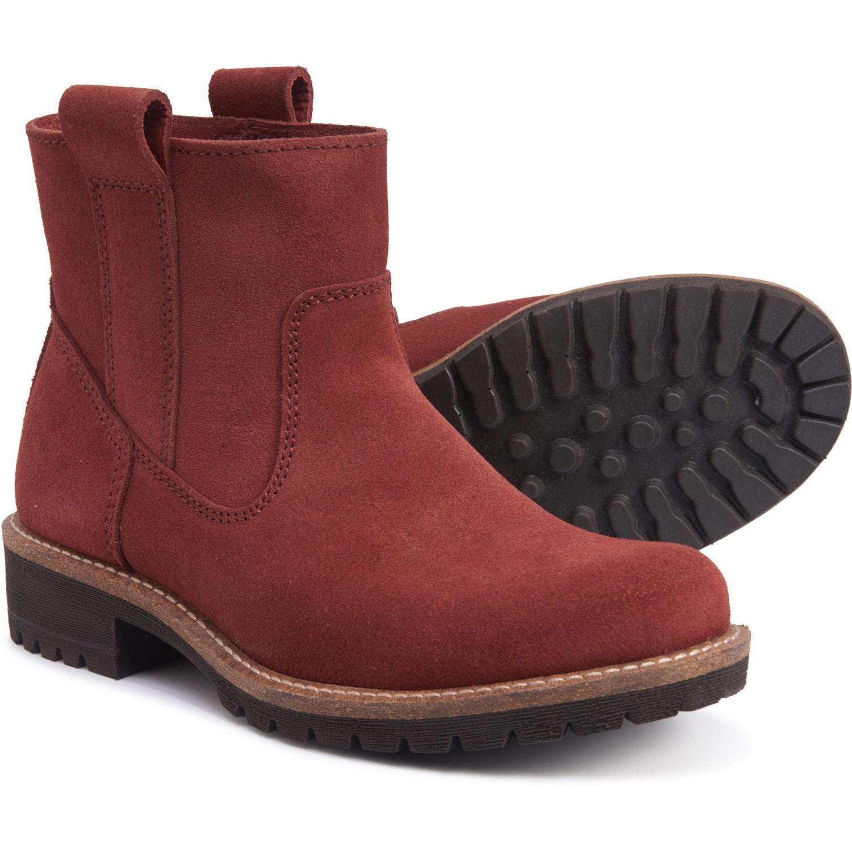 ECCO Elaine Chukka Boots (For Women