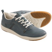 ECCO Eldon Marina Shoes (For Men) in Denim Blue - Closeouts