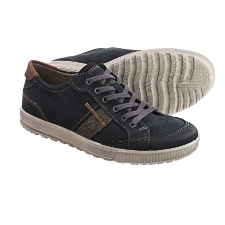 ECCO Ennio Retro Sneakers - Leather (For Men)
