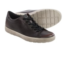 ECCO Ethan Lace Shoes (For Men) in Rust - Closeouts