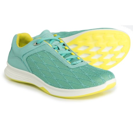 ECCO Exceed Low Training Shoes (For Women) in Aquatic