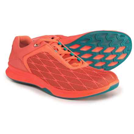 ECCO Exceed Low Training Shoes (For Women) in Blush/Coral - Closeouts