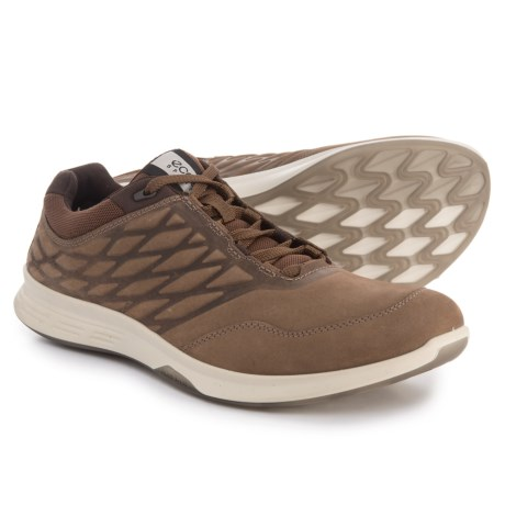 ECCO Exceed Trainer Training Shoes (For Men) in Birch Yabuck Yak