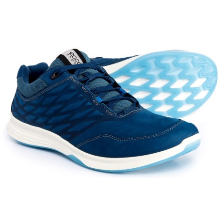 ECCO Exceed Trainer Training Shoes (For Women) in Poseidon Yabuck Yak