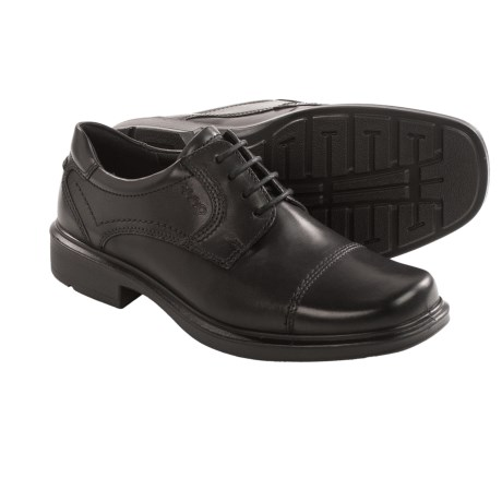 ECCO Helsinki Cap Toe Shoes Leather (For Men)