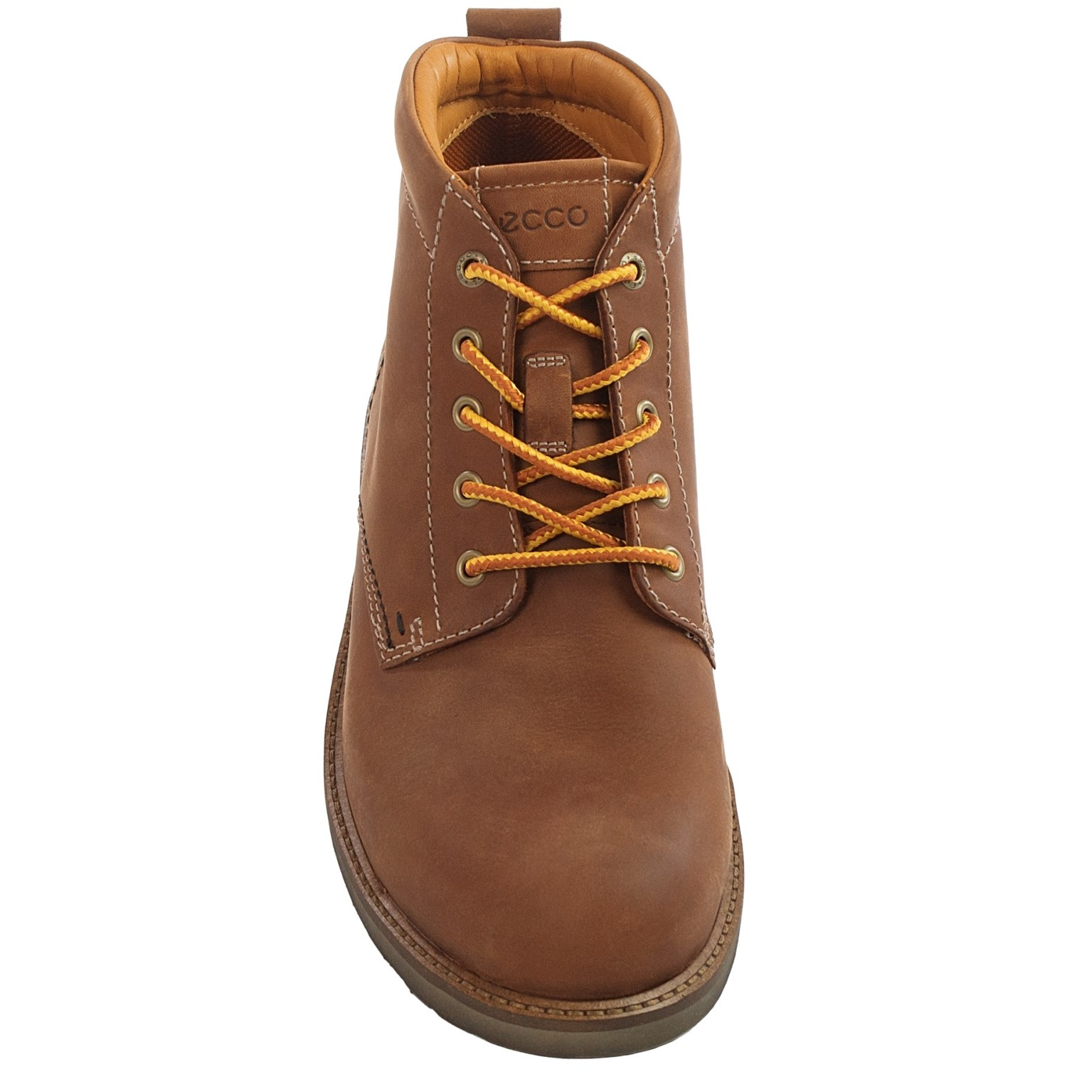 ECCO Holbrok Lace Boots (For Men) - Save 50%