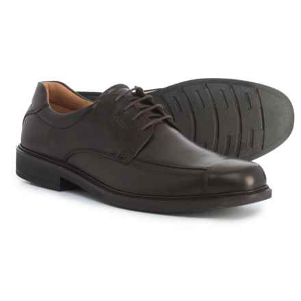 ECCO Holton Oxford Shoes - Leather (For Men) in Coffee - Closeouts