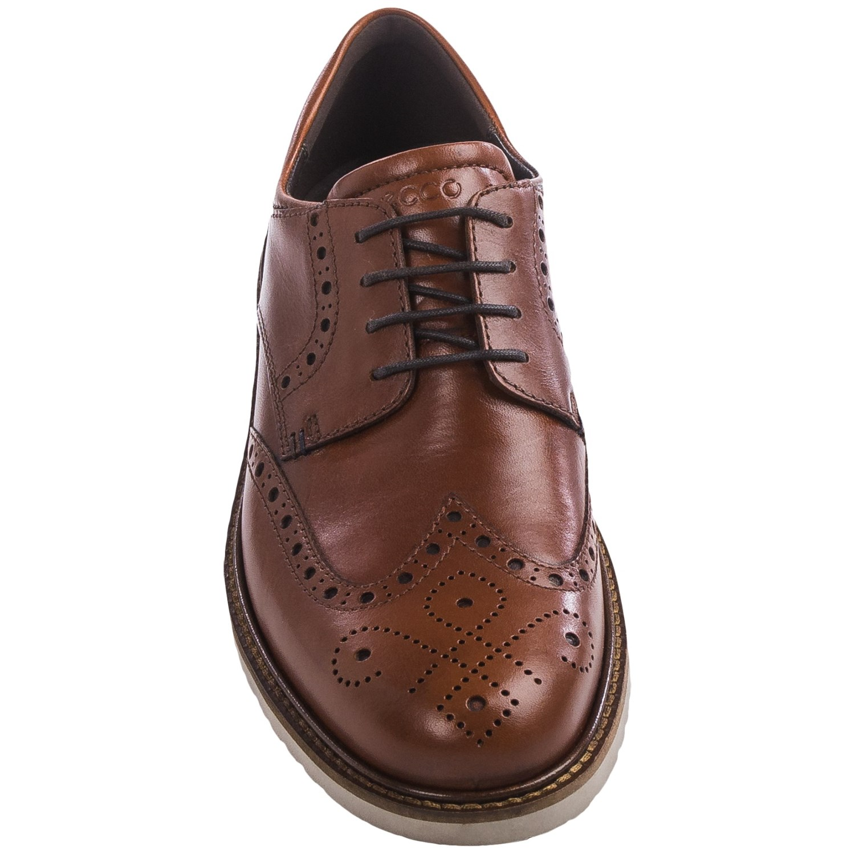Ecco Ian Wingtip Shoes For Men Save 61