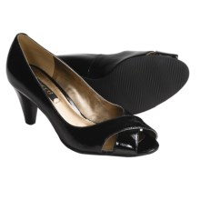 ECCO Imperia Pumps - Patent Leather (For Women) in Black - Closeouts