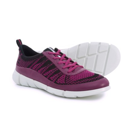 fc0ddfcd9aad5d ECCO Intrinsic Karma Sneakers (For Women) in Fucshia - Closeouts