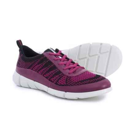 ECCO Intrinsic Karma Sneakers (For Women) in Fucshia - Closeouts