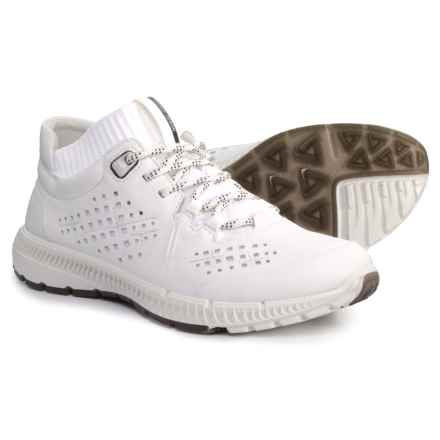 ECCO Intrinsic Mid Training Sneakers (For Women) in White - Closeouts