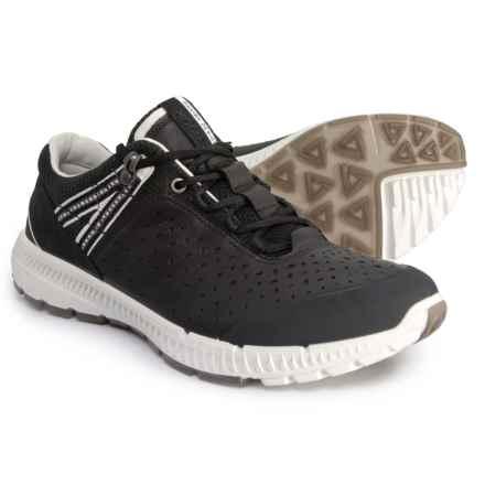 ECCO Intrinsic TR Walk Sneakers (For Men) in Black - Closeouts