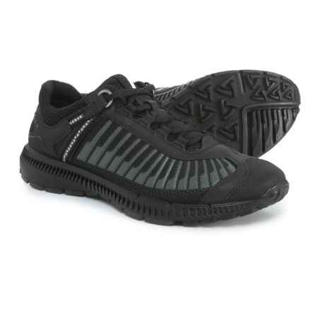 ECCO Intrinsic Training Running Shoes (For Women) in Black - Closeouts
