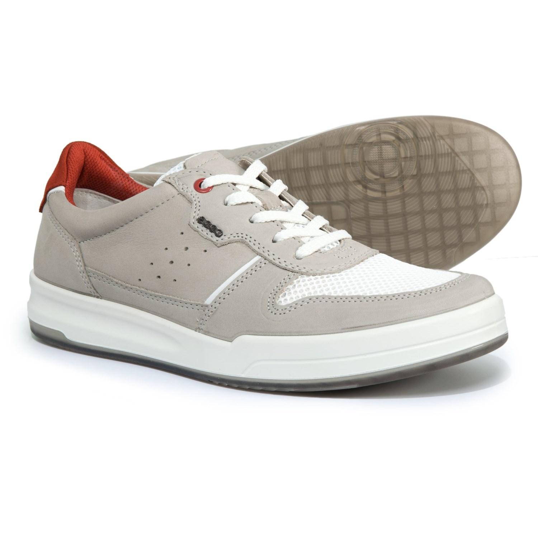 ECCO Jack Sneakers Nubuck (For Men)