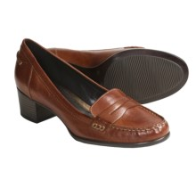 ECCO Jesmond Leather Pumps (For Women) in Cognac - Closeouts