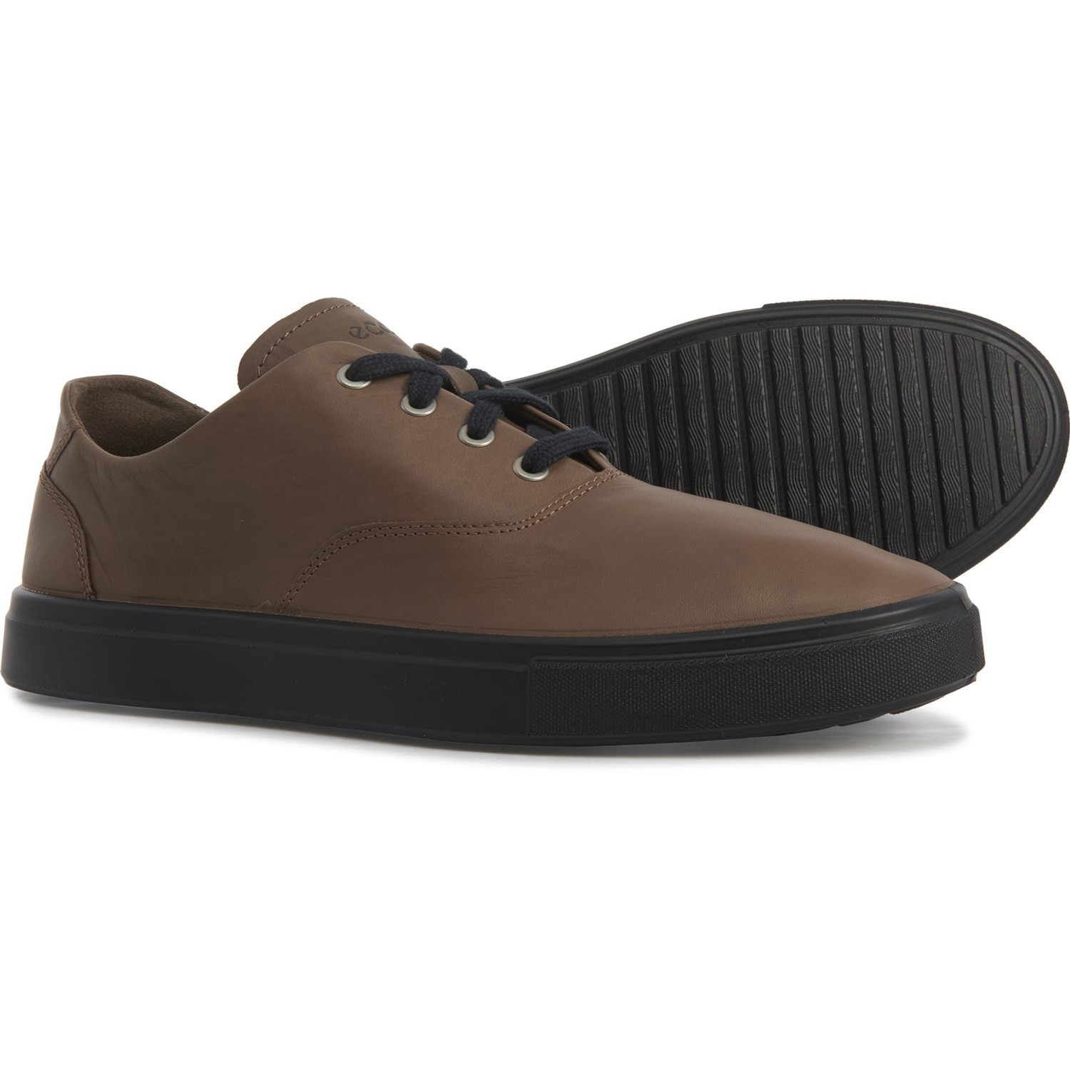 ECCO Kyle Casual Tie Sneakers (For Men) Save 55%