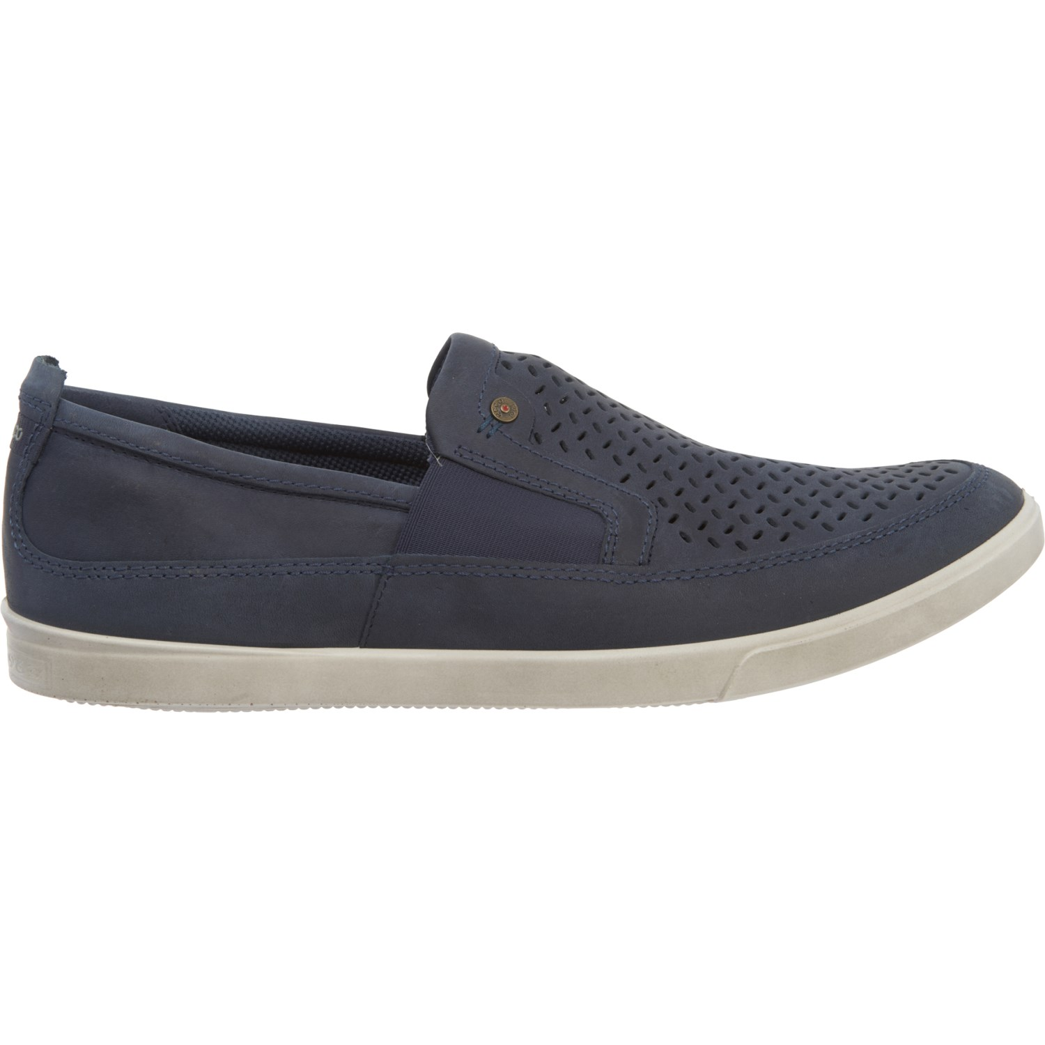 96032197 ECCO Made in Portugal Collin Casual Shoes - Leather, Slip-Ons (For Men)