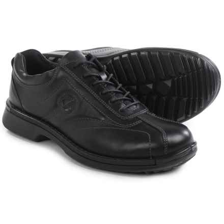 ECCO Neoflexor Shoes - Leather (For Men) in Black - Closeouts