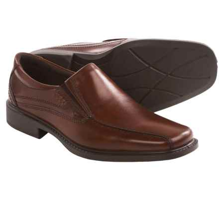 ECCO New Jersey Bicycle Toe Shoes - Leather, Slip-Ons (For Men) in Mink - Closeouts
