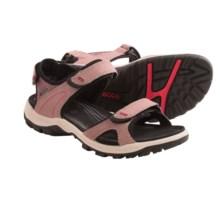 ECCO Offroad Lite Sport Sandals (For Women) in Woodrose/Woodrose - Closeouts