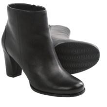 ECCO Pretoria Ankle Boots (For Women) in Black Soft Touch - Closeouts