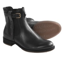 ECCO Saunter Chelsea Boots - Leather (For Women) in Black - Closeouts